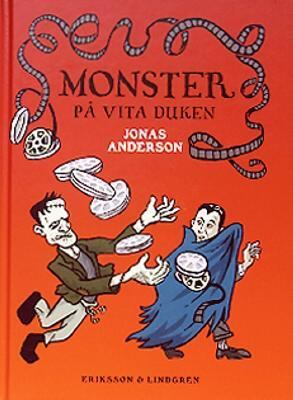 Monster på vita duken