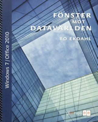 Datorkunskap / Office 2010
