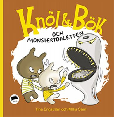 Knöl & Bök och monstertoaletten