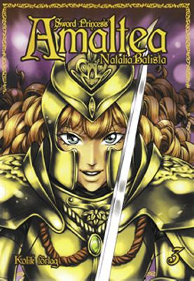 Sword princess Amaltea: [Bok 3]