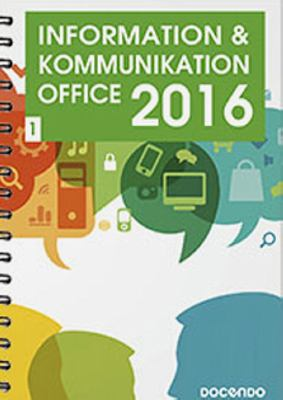 Information & kommunikation: 1 Office 2016
