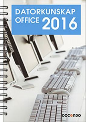 Datorkunskap Office 2016
