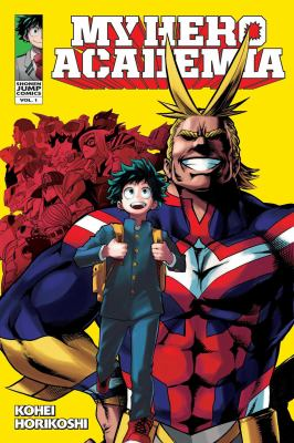 My hero academia: Vol. 1 Izuku Midoriya: Origin