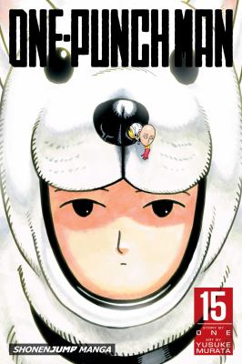 One-punch man: Vol. 15