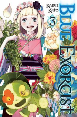 Blue exorcist: Vol.3